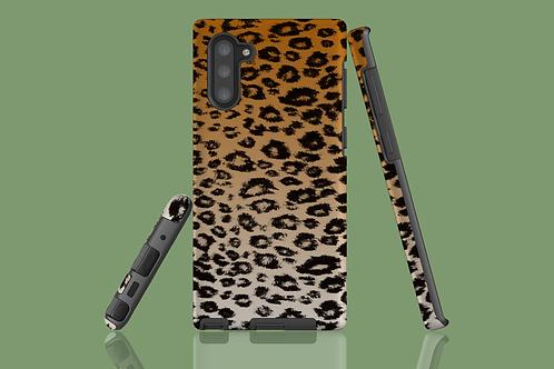 Big Cat Fade Samsung Galaxy Case