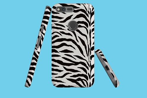 Zebra Stripes Google Pixel Case