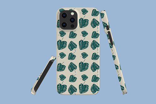 Botanical Leaf iPhone Case