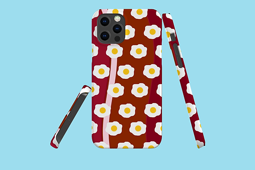 Bacon and Eggs iPhone Case