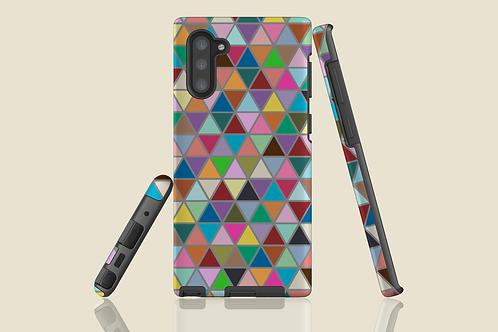 Multicolour Triangles Samsung Galaxy Case