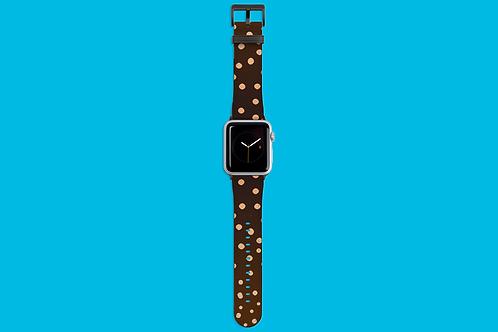 Bonfire Dots Apple Watch Strap