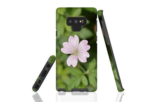 Pink Flower Samsung Galaxy Case