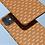 Thumbnail: Tangerine Eyelashes iPhone Case