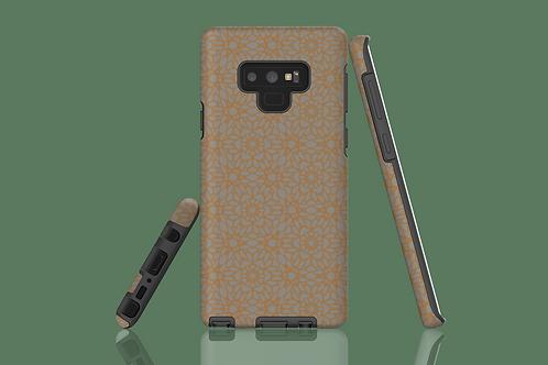 Flower Mosaic Samsung Galaxy Case