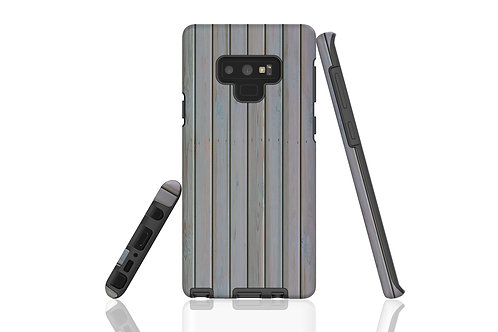 Weathered Shed Samsung Galaxy Case