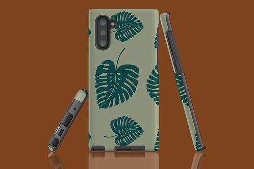 Leaf Green Samsung Galaxy Case