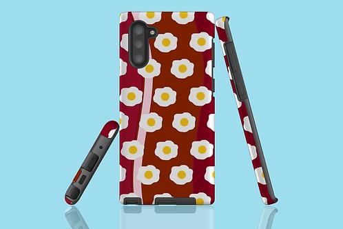 Bacon and Eggs Samsung Galaxy Case