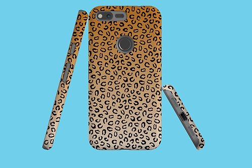 Leopard Google Pixel Case