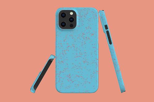 Heart Confetti iPhone Case