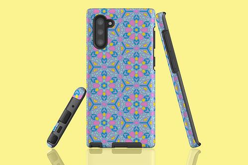 Pastel Kaleidoscope Samsung Galaxy Case