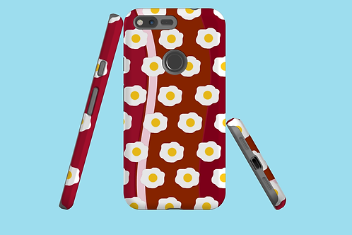 Bacon and Eggs Google Pixel Case
