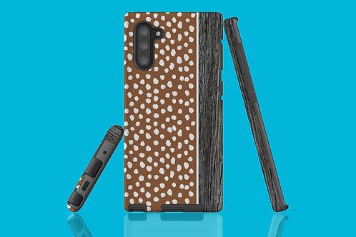 Driftwood Chocolate Dawbs Samsung Galaxy Case