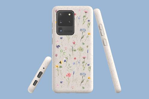 Summer Meadow Samsung Galaxy Bio-Case   Environmentally Friendly Sams