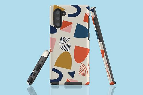 Abstract Arcs Samsung Galaxy Case