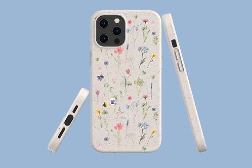 Summer Meadow iPhone Bio-Case | Environmentally Friendly iPhone Case