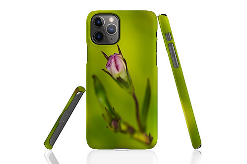 Flower Bud iPhone Case