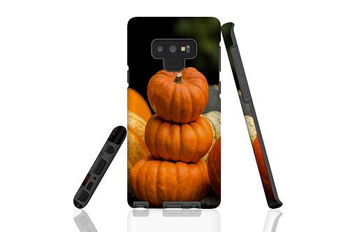 Pumpkin Pile Samsung Galaxy Case