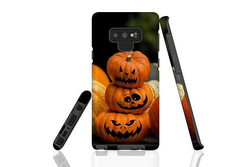 Halloween Pumpkins Samsung Galaxy Case