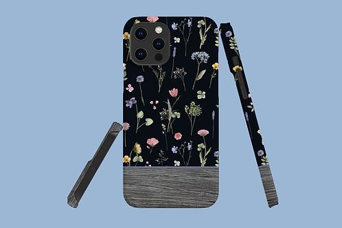 Driftwood Dark Meadow iPhone Case