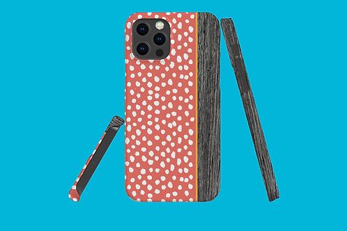 Driftwood Coral Dawbs iPhone Case