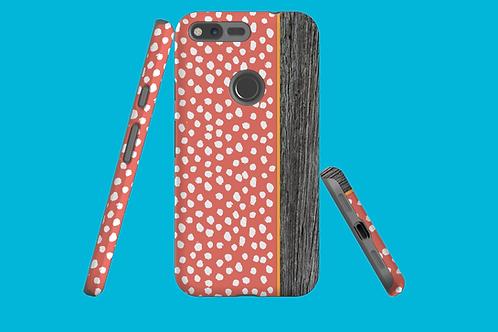 Driftwood Coral Dawbs Google Pixel Case