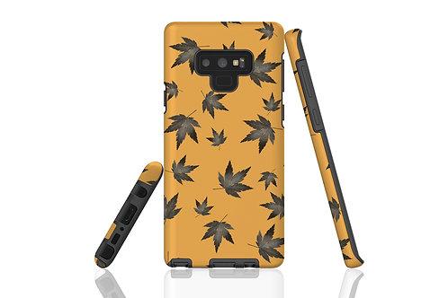 Sunshine Yellow Night Acer Samsung Galaxy Case