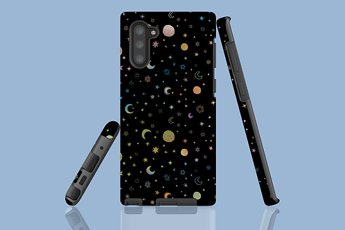 Moons and Stars Samsung Galaxy Case