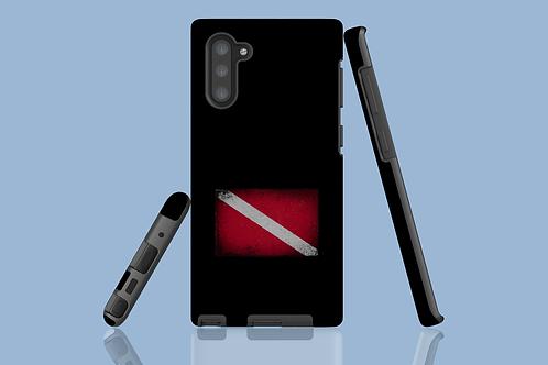 Small Dive Flag Samsung Galaxy Case