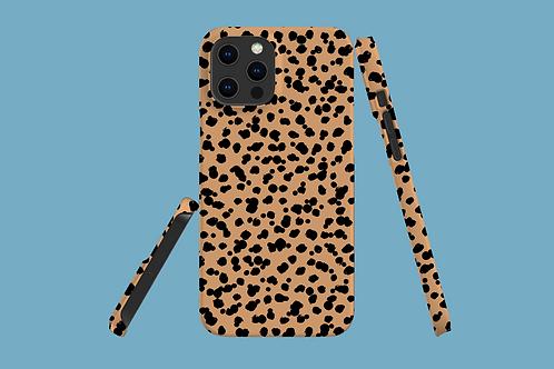 Big Cat iPhone Case