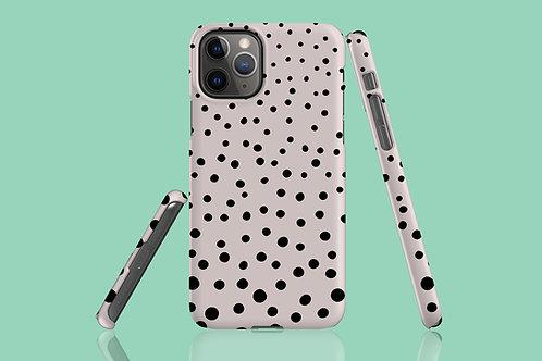 Pepper Spots iPhone Case