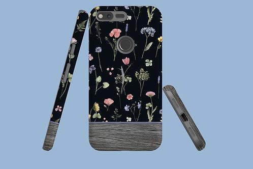 Driftwood Dark Meadow Google Pixel Case