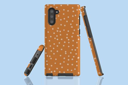 Nude Polka Dots Samsung Galaxy Case