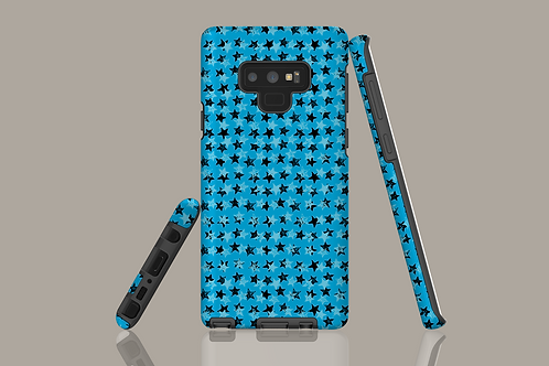 Blue Stars Samsung Galaxy Case