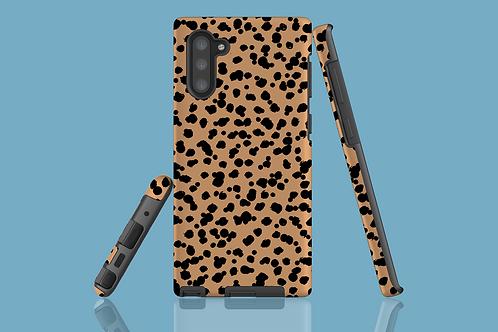 Big Cat Samsung Galaxy Case