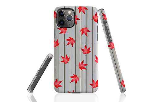 Weathered Shed Bright Acer iPhone Case
