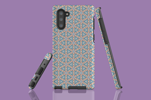 Floral Geometric Samsung Galaxy Case