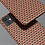 Thumbnail: Playing Card Suits on Brown iPhone Case