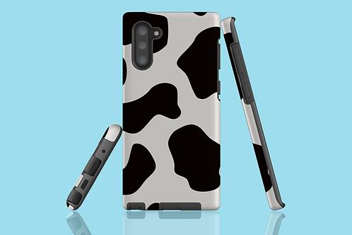 Large Cow Print Samsung Galaxy Case