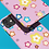 Thumbnail: Colourful Flowers on Pink iPhone Case