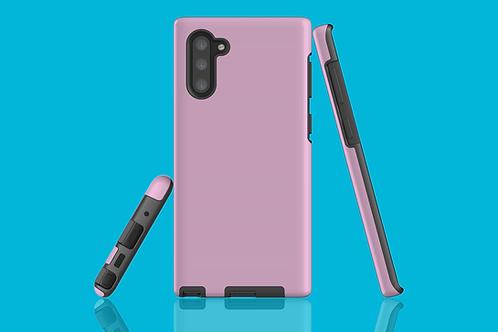 Bubblegum Pink Solid Colour Samsung Galaxy Case