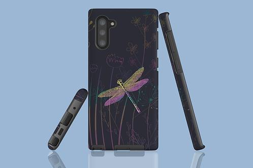 Dragonfly Meadow Samsung Galaxy Case