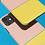 Thumbnail: Fruit Salad Pastel Blue Dots iPhone Case