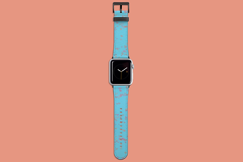 Heart Confetti Apple Watch Strap