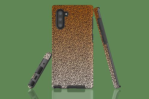Jaguar Print Samsung Galaxy Case