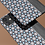 Thumbnail: Floral Geometric Wood Grain iPhone Case