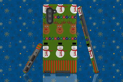 Christmas Jumper Sleeve Samsung Galaxy Case