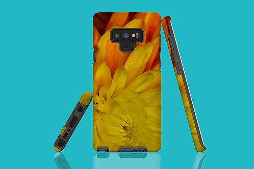 Chrysanthemum Petals Samsung Galaxy Case