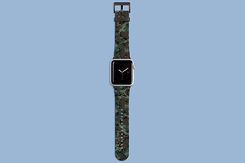 Camouflage Apple Watch Strap
