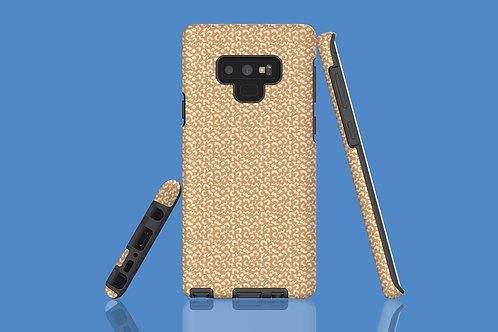 Coffee and Cream Samsung Galaxy Case